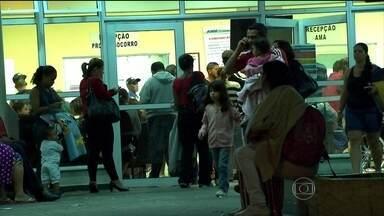 Casos de gripe dão salto e começam mais cedo em 2016 - A Secretaria Municipal de Saúde de São Paulo registrou 12 casos mais graves da doença em 2016. No ano passado, na mesma época, nenhum caso foi registrado. No estado, foram 76 casos graves e nove pessoas morreram de gripe este ano.