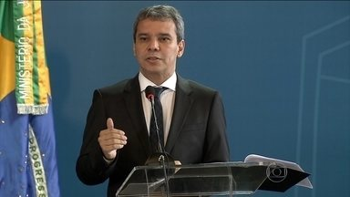 Wellington Silva pede demissão 11 dias depois de tomar posse como ministro da Justiça - No lugar dele vai entrar o vice-procurador Geral Eleitoral, Eugênio Aragão.