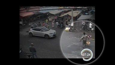 Motorista de Aparecida é multado injustamente - Ele parou em uma vaga e quando voltou encontrou uma placa de 'proibido estacionar'.