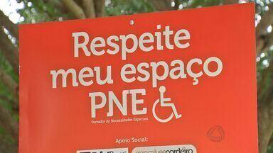 Iniciativas ajudam na inclusão de crianças deficientes na sociedade - Iniciativas ajudam na inclusão de crianças deficientes na sociedade