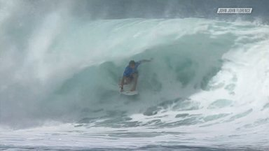 John John Florence - Uma Promessa Havaiana 2ª T.9 - Final Em Pipeline