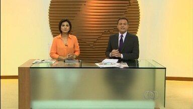 Confira os destaques do Bom Dia Goiás - Uma mulher denuncia que a casa dela ficou alagada depois que um bueiro da obra de duplicação na GO-070, na zona rural de Itauçu, entupiu.