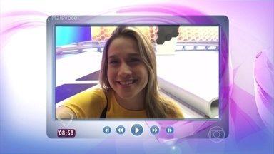 Fernanda Gentil é a 'rainha das hashtags' - Nadia Bochi foi às ruas saber o que a galera sabe sobre hashtags