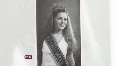 Vera Fischer relembra concurso de Miss Brasil aos 17 anos - Atriz conta que seu primeiro papel em novela foi como a protagonista de 'Espelho Mágico', em 1977