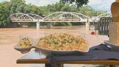 No 'Prato Feito', Kassab ensina receita de salada com ovo - Além do ovo, a salada leva batata, cenoura e peixe.