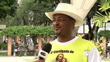 Mais de 100 cavaleiros e hamazonas participam da IV Cavalgada de São José em Arapiraca - Evento será realizado no domingo.
