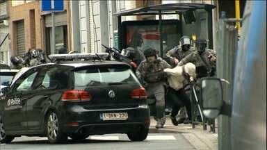 Polícia caça envolvido em atentados em Metrô e no aeroporto na Bélgica - A investigação tenta confirmar se existe conexão entre os ataques na França em novembro de 2015 e os atentados na Bélgica. Algumas respostas já começaram a surgir.