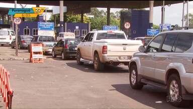Em média, mais de um carro é roubado por dia em Ponta Grossa - Polícia tem feito operações para tentar coibir esse crime