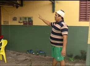 Comerciante fica ferido após reagir a uma tentativa de furto em Araguaína - Comerciante fica ferido após reagir a uma tentativa de furto em Araguaína