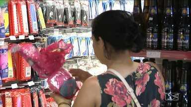 Venda de ovos de chocolate deve superar expectativa em Balsas, MA - Apesar do aumento de preço, a venda de ovos de chocolate deve superar a expectativa em Balsas (MA).