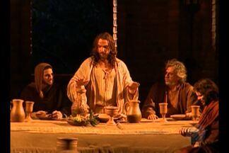 Espetáculo Paixão de Cristo será exibido para os Estados do Norte e Nordeste - O espetáculo emociona fieis há 49 anos.