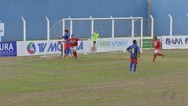 Esporte: Comercial e Costa Rica se classificam no Campeonato Estadual de Futebol - Fim de semana tem mais seis jogos pelo campeonato.