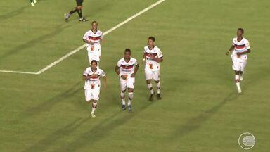 Flamengo-PI se despede da Copa do Nordeste com derrota para Sampaio Corrêa - Flamengo-PI se despede da Copa do Nordeste com derrota para Sampaio Corrêa