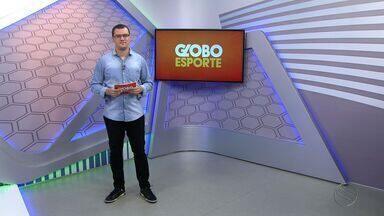 Confira o Globo Esporte Sergipe desta quinta-feira (24/03/2016) - Programa destaca a despedida dos times sergipanos da Copa do Nordeste
