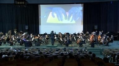 Tablet dá toque moderno à orquestra erudita - Esta é uma das novidades da Orquestra Sinfônica do Teatro Nacional. A Sociedade de Concerto de Brasília precisa de apoio para continua a trabalhar.