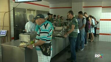 Restaurante Universitário da UEM volta a servir refeições - Depois de 3 anos fechado para reforma, RU é reaberto hoje.