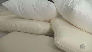 'Casa Prática' dá dicas de utensílios do quarto - Há pessoas que preferem dormir em colchões macios e outras em colchões firmes, por exemplo. No entanto, a escolha deve estar de acordo com o físico de cada pessoa.