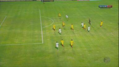 Guarani perde para Atlético de Sorocaba por 2 a 1 - O resultado complicou a situação do time campineiro.