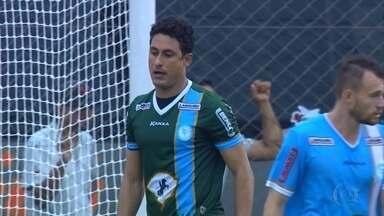 Lauro, que estava no Lajeadense, é o novo goleiro do Atlético-MG - Goleiro, que já jogou no Cruzeiro, vai assinar contrato por três meses