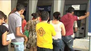 Clientes de bancos reclamam da falta de dinheiro em caixas eletrônicos em Açailândia - Uma agência da cidade foi, mais uma vez, notificada pelo Procon.