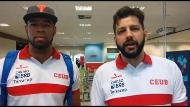 Brasília luta por uma vaga no G4 e terá que vencer o Minas fora de casa no NBB - O Brasília ainda tem que torcer para a derrota do Paulistano e do Basquete Cearense.