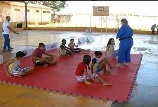 Projeto 'Territórios Esportivos' é lançado em Montes Claros - Objetivo é estimular a prática de esportes olímpicos.