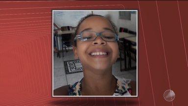 Criança de dez anos morre após ser atropelada a BR-415, em Ilhéus - Acidente foi perto do assentamento Frei Vantuí, local onde a menina Adriele Mendes Queiroz morava.