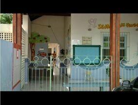 Creche municipal é invadida e direção suspende as aulas em Campos, no RJ - Segundo a prefeitura, os reparos foram feitos na unidade nesta terça-feira (29).