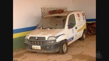 Guajará-Mirim está sem ambulância levando pacientes e familiares ao desespero - Em Guajará-Mirim pacientes enfrentam o problema da falta de ambulâncias. Todos os veículos do Hospital Regional estão quebrados.