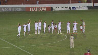Batatais perde em casa pela primeira vez na Série A2 do Paulista - Jogo no estádio do Fantasma terminou em 2x1.