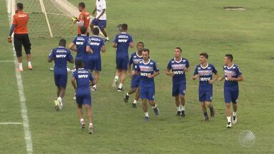 Bahia treina para enfrentar o Fortaleza no Nordestão - Veja as notícias do tricolor baiano.