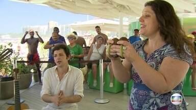 Grupo mistura música francesa com música brasileira - O quarteto Zé Boiadé mescla música francesa com choro, samba e ritmos nordestinos.