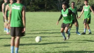 Foz precisa de um milagre pra seguir adiante na competição. - Equipe precisa vencer o Paraná Clube por quatro gols de diferença.