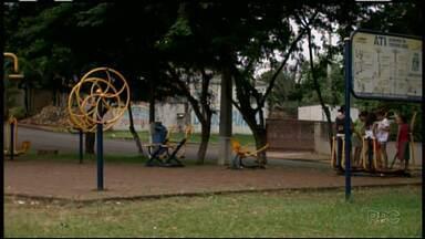 Hoje tem RPC na Praça na Vila Independente. - Serão várias atividades de lazer para os moradores da região.