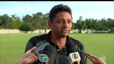 Gerente do Flamengo-PI fala em nomes para substituir Athirson - Gerente do Flamengo-PI fala em nomes para substituir Athirson