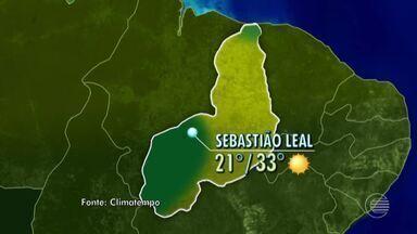 Confira a previsão do tempo para todo o Piauí nesta semana - Confira a previsão do tempo para todo o Piauí nesta semana