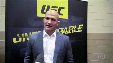 UFC Croácia: Júnior Cigano encara Ben Rothwell - Brasileiro faz a luta principal contra americano que vem de quatro vitórias seguidas no Ultimate.