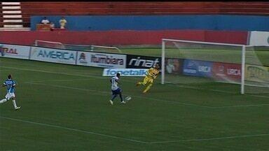Itumbiara vence o Crac por 2 a 0 - Jackson e Hiltinho marcam os gols do Tricolor da Fronteira.