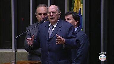 Começa a sessão no plenário da Câmara para discutir processo de impeachment de Dilma - Começa a sessão no plenário da Câmara para discutir processo de impeachment de Dilma.