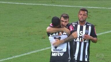 Atlético-MG goleia Melgar no Mineirão e garante primeiro lugar do grupo na Libertadores - Atlético-MG goleia Melgar no Mineirão e garante primeiro lugar do grupo na Libertadores