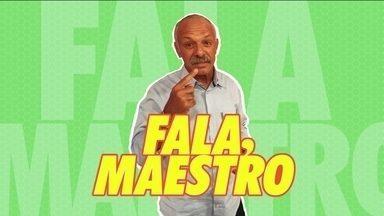 Fala, maestro: Júnior responde perguntas de torcedores dos clubes cariocas - O ex-jogador acredita que vai ficar tudo bem entre Fred e Levir; e que não há favorito para o Campeonato Carioca.