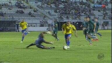Caldense empata fora de casa com a Ponte Preta, mas é eliminada da Copa do Brasil - Caldense empata fora de casa com a Ponte Preta, mas é eliminada da Copa do Brasil