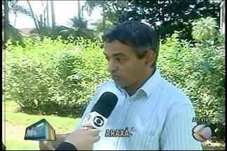 Profissionais da saúde são vacinados contra H1N1 em Araxá - Dia 'D' da vacinação foi antecipado para este sábado (16).