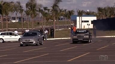 Autódromo de Goiânia recebe a segunda etapa do Km de arrancada - Modalidade movimenta a pista neste fim de semana