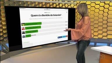 Bonitão do Goianão: disputa pela liderança começa acirrada - Daniel Carvalho e Vitor Rossini polarizam a briga na ponta