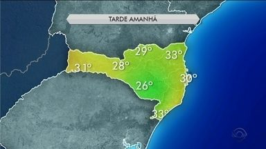 Final de semana deve ser de sol e calor em Santa Catarina - Final de semana deve ser de sol e calor em Santa Catarina