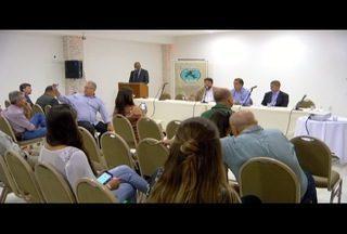 Encontro sobre meio ambiente reúne representantes de municípios do Estado do RJ - Tema foi discutido nesta sexta-feira (15) em Búzios, no RJ.
