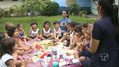Aumento de crianças e adolescentes com diabetes preocupa especialistas - Doença se agrave em quem faz alimentação inadequada.
