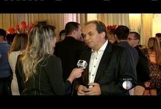Autoridades destacam papel da Inter TV - Convidados participaram da cerimônia que marcou o lançamento das novidades da TV dos Vales.