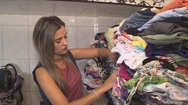 Projeto em Florianópolis une moda, sustentabilidade e solidariedade - Projeto em Florianópolis une moda, sustentabilidade e solidariedade